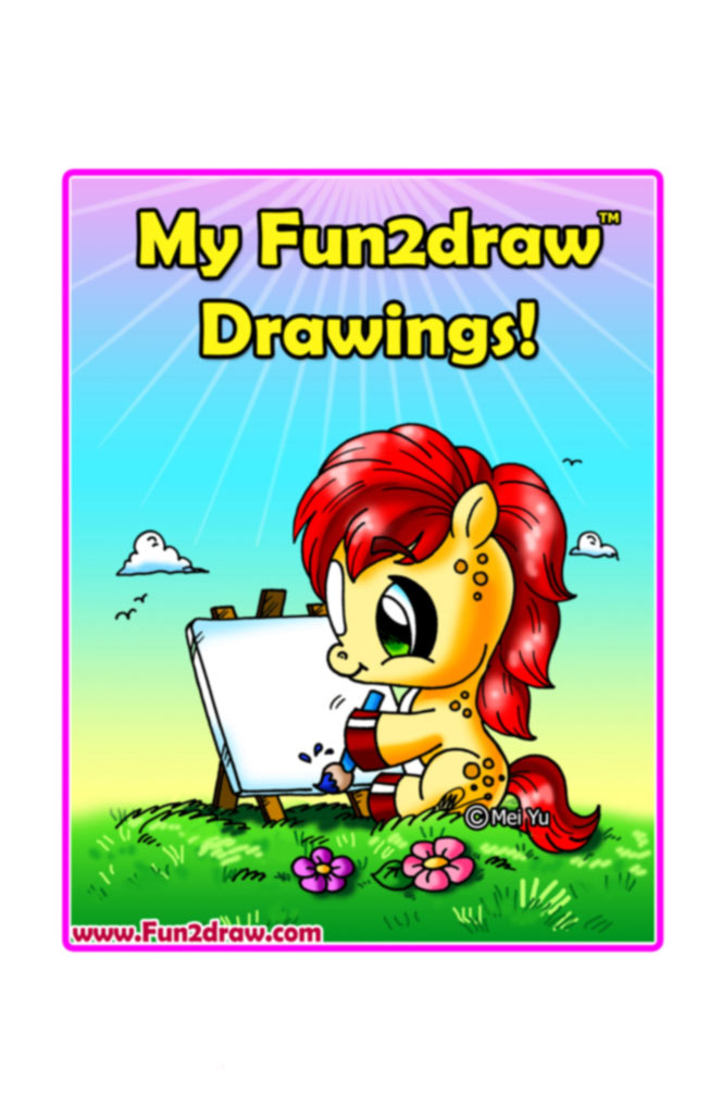Book Cover Drawing Exercises : Fun draw freebies drawing book cover