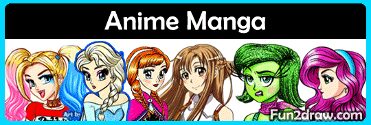 Anime and manga how to draw tutorial videos